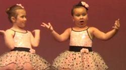 ASSISTA: Garota rouba a cena em apresentação de balé e encarna Aretha