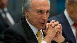 Marco Aurélio libera impeachment de Temer para ser julgado no