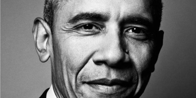 Obama estampa capa de revista