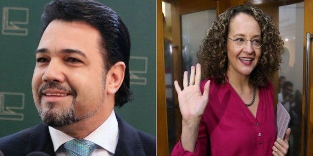 Marco Feliciano sugere que vai acionar Luciana Genro na Justiça após acusação sobre a descriminalização...