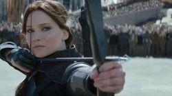 ASSISTA: Jennifer Lawrence está RE-VOL-TA-DA em trailer de novo 'Jogos