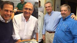 Rachou! Vereador do PSDB acusa Doria de 'comprar militantes' em