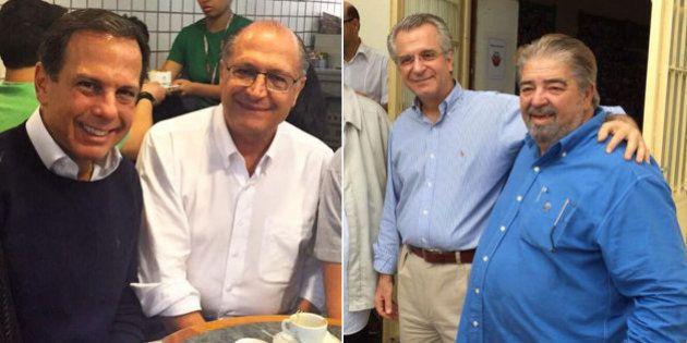 Vereador do PSDB acusa pré-candidato João Doria de 'comprar militantes' antes das prévias do partido...