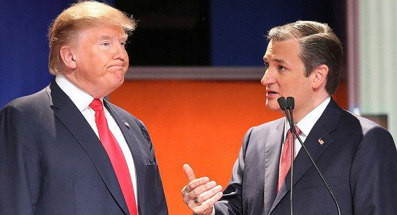 Nova Hampshire: Trump vence e Cruz demonstra