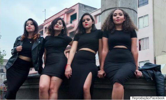 Estas mexicanas mostram o que acontece quando assediadores são confrontados nas ruas