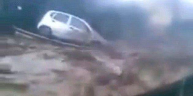Vídeo falso sobre enxurrada de lama em Mariana viraliza na