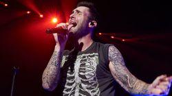 É OFICIAL: Maroon 5 confirma shows em 6 cidades