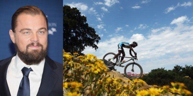 Leonardo DiCaprio vai produzir filme sobre equipe de ciclismo de