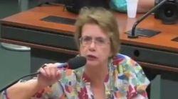 ASSISTA: Deputada samba na cara da bancada evangélica com discurso