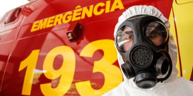 Paciente internado em Belo Horizonte com suspeita de Ebola é diagnosticado com