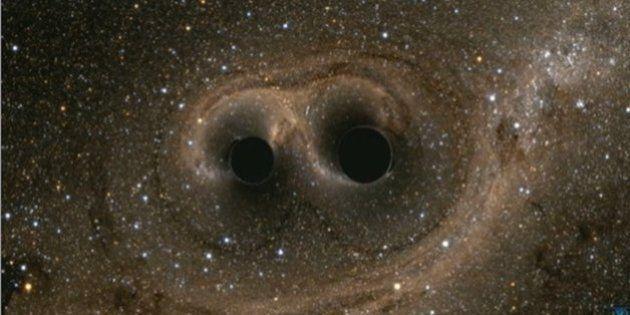 HISTÓRICO: Cientistas detectam ondas gravitacionais antecipadas por