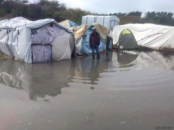 ONG britânica envia trailers a Calais para proteger refugiados do