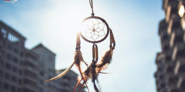 [Make A Wish; Take A Chance; Make A Change]- Dream Catcher