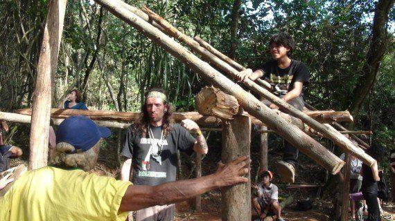 Atrás da pedra eles celebram a luta pela terra: ministério da Justiça reconhece Terra Indígena