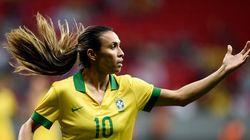 Marta: a maior goleadora da história das Copas do Mundo