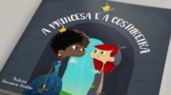 Conto de fadas brasileiro narra história de princesa que se apaixona por
