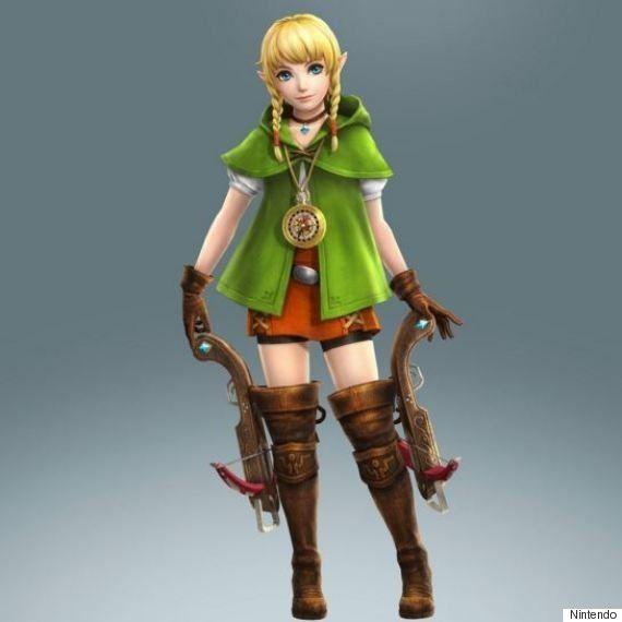 'The Legend of Zelda': Game da Nintendo tem nova personagem mulher inspirada em Link