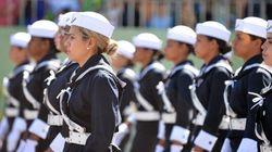 Direito de mulheres participarem do serviço militar pode começar em