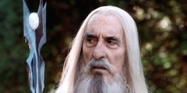 Morre Christopher Lee, o lendário 'Conde Drácula' e 'Saruman' em 'O Senhor dos