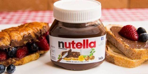 Paulistanos terão Nutella de GRAÇA na próxima