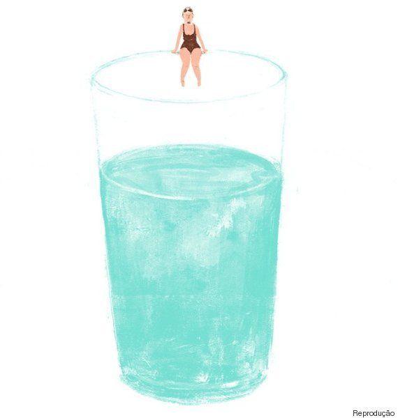 O que aprendi após começar a beber dois litros de água todos os