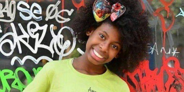 Aos 11 anos, MC Soffia sonha em 'libertar adultos e crianças do