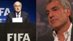 Piada sobre Blatter e Valcke custou a cabeça do porta-voz da