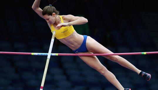 Fabiana Murer: 'Pensavam que as mulheres não poderiam fazer salto com