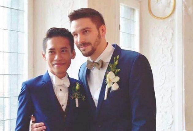O amor venceu o preconceito: Casamento de Naparuj Mond e Thorsten Middelhof inspira os românticos e cala...