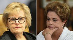 Rosa Weber dá prazo de 10 dias para Dilma explicar por que é