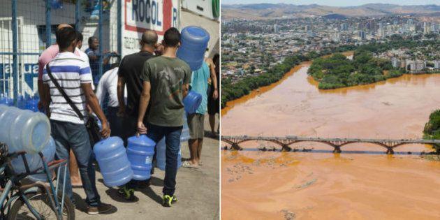 Falta de água gera pânico em Governador Valadares