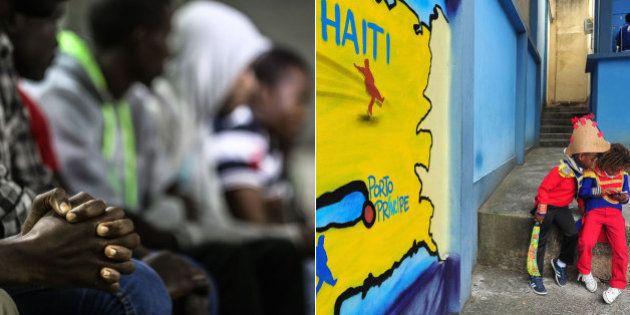 Não reclame dos haitianos. Eles ajudam a deixar o País mais