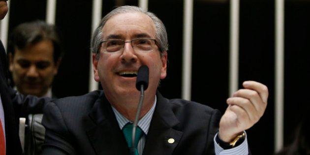 Eduardo Cunha despista sobre candidatura à Presidência em 2018 e diz que 'nada pôde fazer' em ato da...