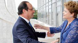 'Hoje, somos todos franceses', diz Dilma em carta a François