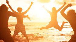 'Dance sem medo de ser feliz': A tarefa de férias deste professor vai te