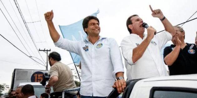 Candidato a suceder Eduardo Paes no Rio, Pedro Paulo é alvo de pedido de investigação pela PGR por agressão...