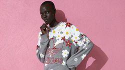 Adidas ARRASOU ao decidir escalar apenas modelos negros em nova