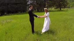 ASSISTA: Em apenas 14 segundos, vídeo de casamento dá TOTALMENTE