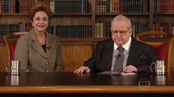 Em entrevista a Jô Soares, Dilma se diz