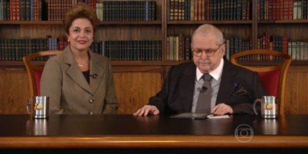Em entrevista a Jô Soares, Dilma Rousseff se diz