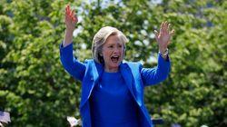 Hillary Clinton faz primeiro grande discurso de campanha das