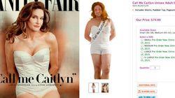 Caitlyn Jenner vira fantasia de halloween e causa revolta na