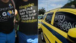 Caso de homofobia faz taxista ser expulso de aplicativo no