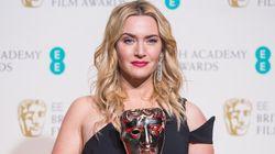 Kate Winslet arrasa em discurso no Bafta incentivando garotas a superar seus
