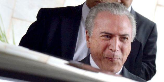 'O PMDB precisa ter a Presidência da República em 2019', diz