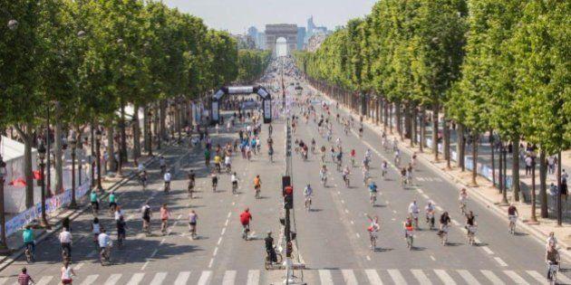 Paris fechará ruas para carros durante um dia inteiro em 27 de