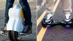 O futuro chegou: monociclos elétricos e mini segways já estão tomando as