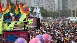 No Rio, Parada LGBT critica Estatuto da Família e pede fim da