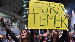 A resposta do povo a Michel Temer tem sido rápida. E não vai