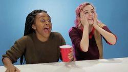 ASSISTA: Garotas bêbadas são surpreendidas com